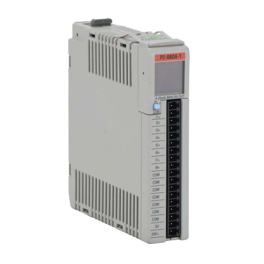 P2 analog output module 8ch