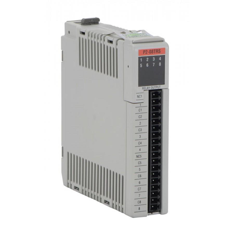 P2 relay output module 8pt