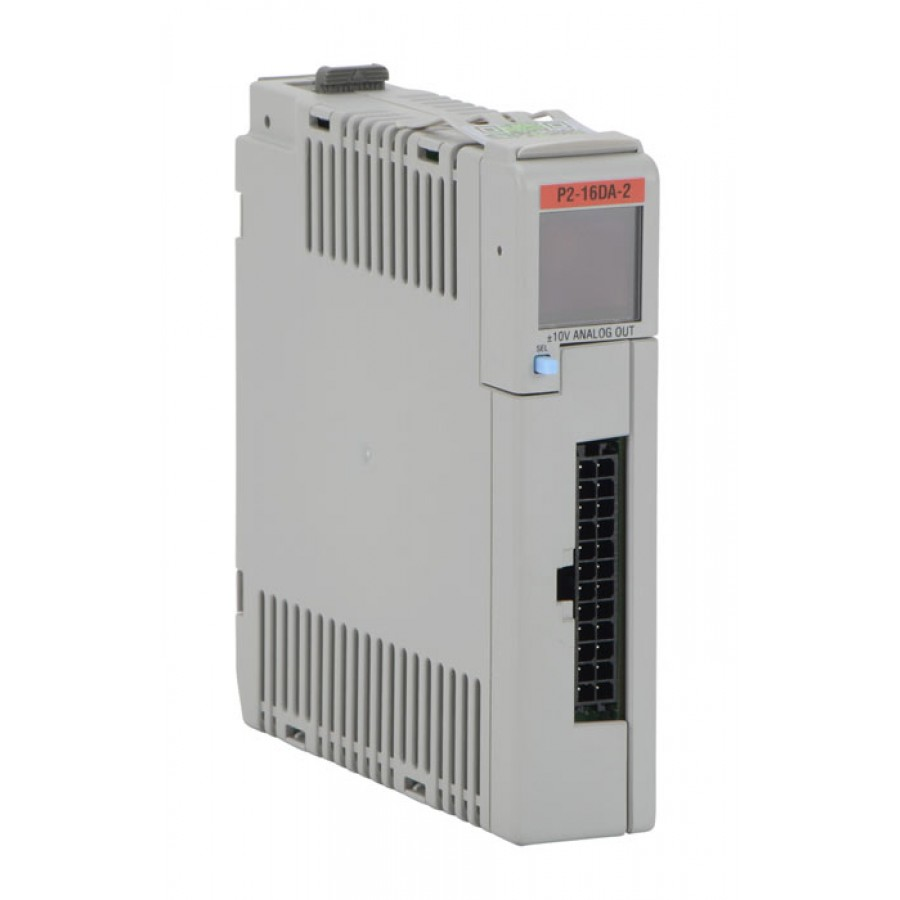 P2 analog output module 16ch