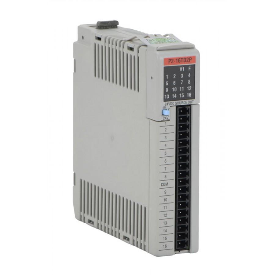 P2 discrete output module 16pt