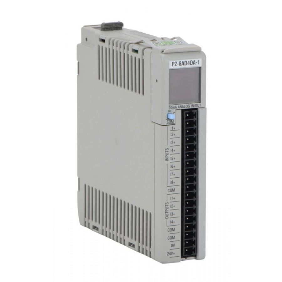 P2 analog combo module 8ch