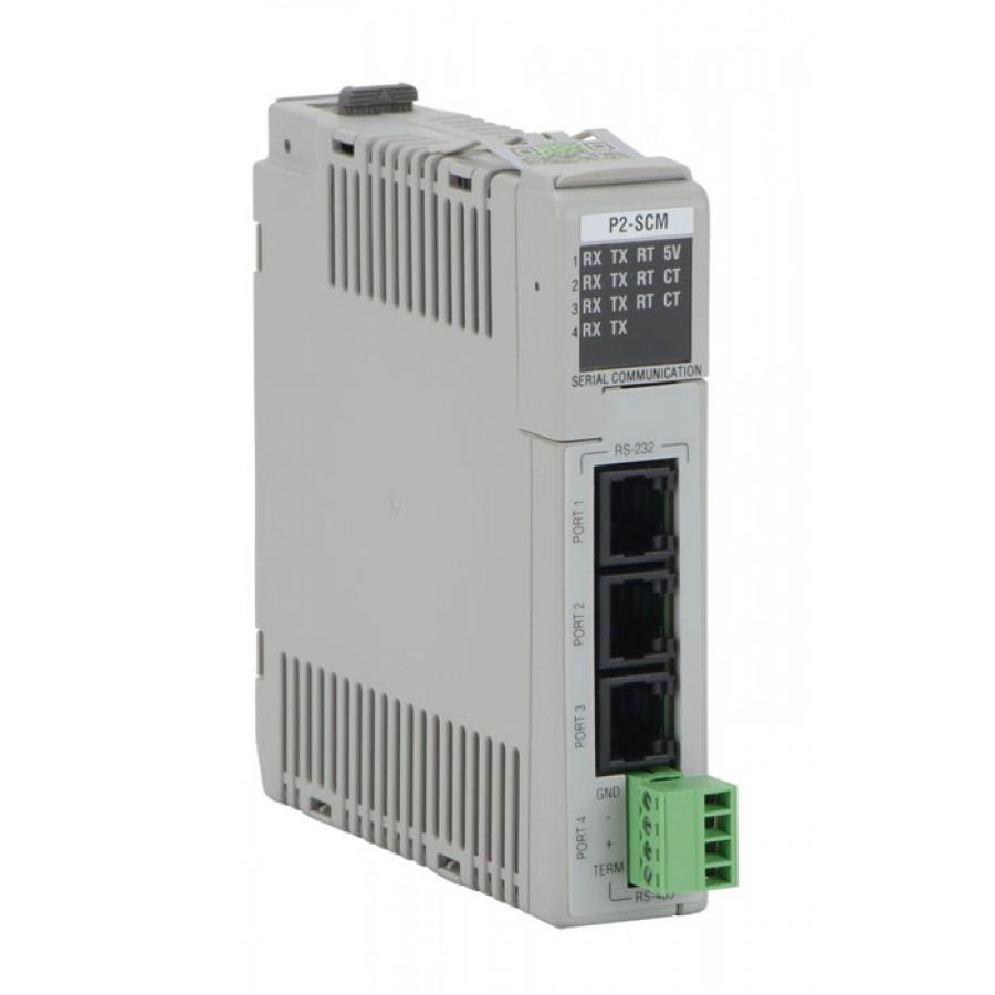 P2 4port serial comm module