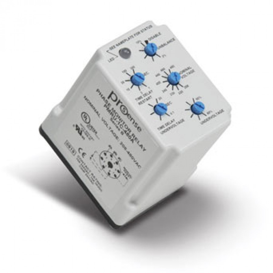 PRODUCT UNAVAILABLE - Phase monitor relay