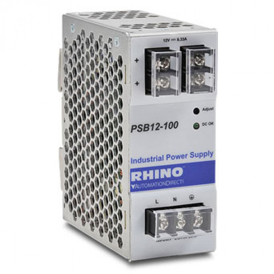 Power Supply 12VDC, 8.3A(100W