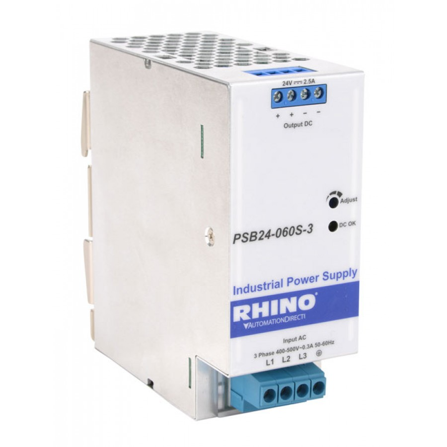 Power Supply 24VDC 2.5A 60W