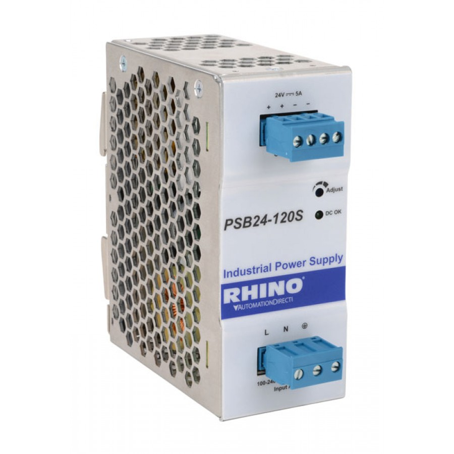 Power Supply 24VDC 5A 120W