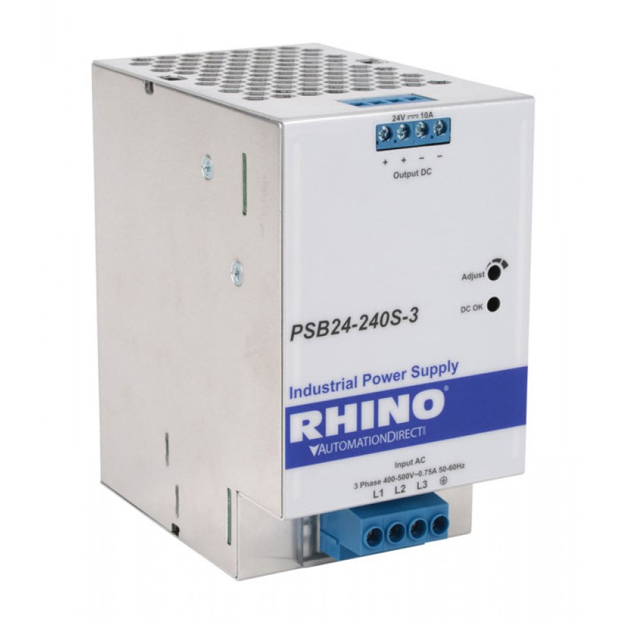 Power Supply 24VDC 10A 240W