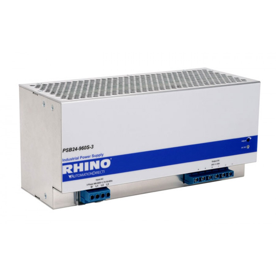 POWER SUPPLY 24VDC 40A 960W