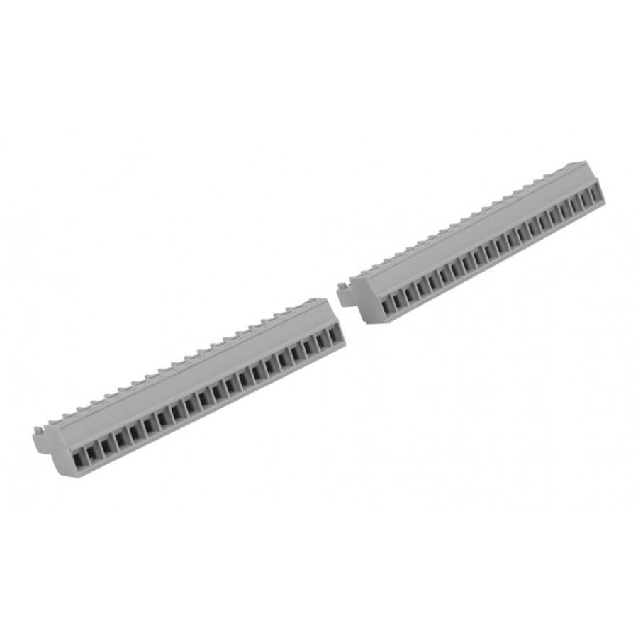 CLICK Terminal Blocks, 20-pole