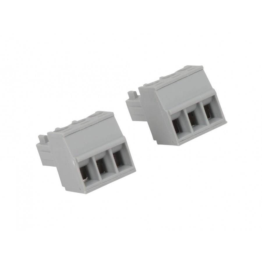CLICK Terminal Blocks, 3-pole
