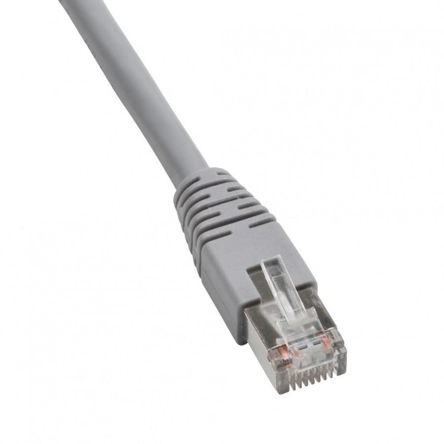 Ethernet Patch Cbl 10ft Gray