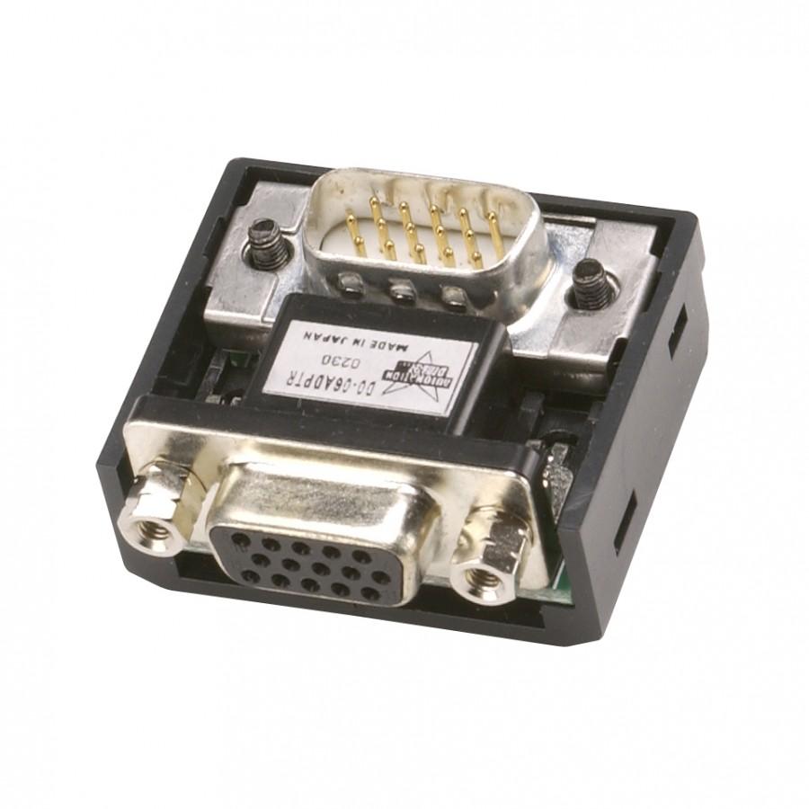DL06 15 Pin HD Vert Adaptor