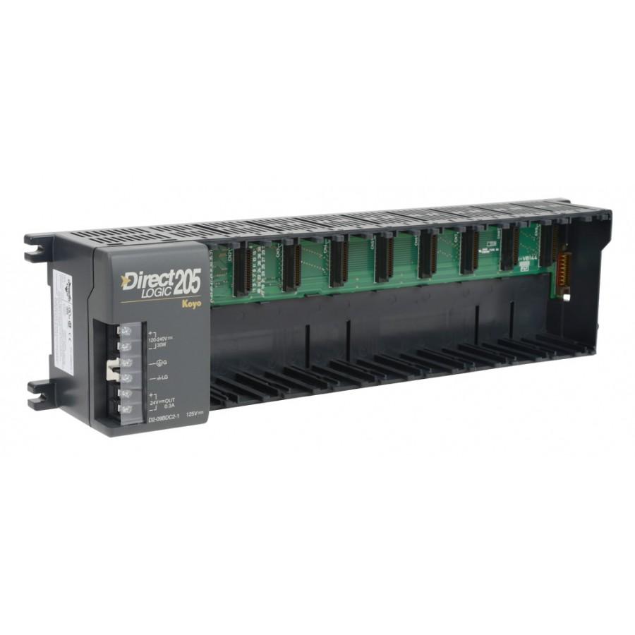 9 Slot 205 Base 125VDC