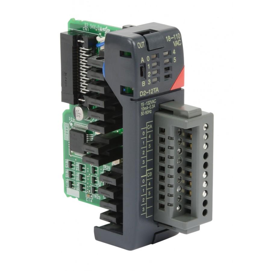 12 pt 18-110 VAC Output