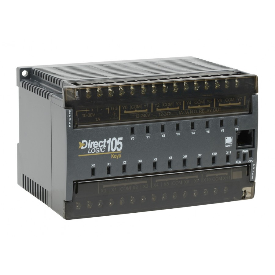 PRODUCT UNAVAILABLE - 10 DC Inputs/8 Relay Out 24 V