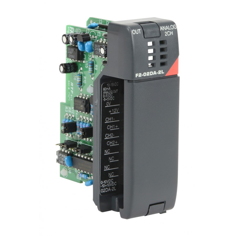 PRODUCT UNAVAILABLE - 2 Channel Analog Output 12 bit
