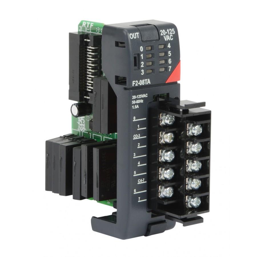 8pt 18-220Vac 1.5A/pt Output