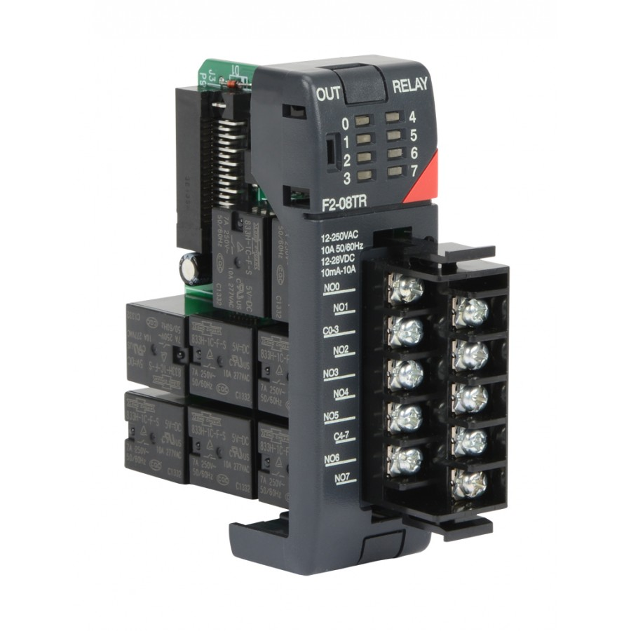 8 Pt Isolated Relay Output