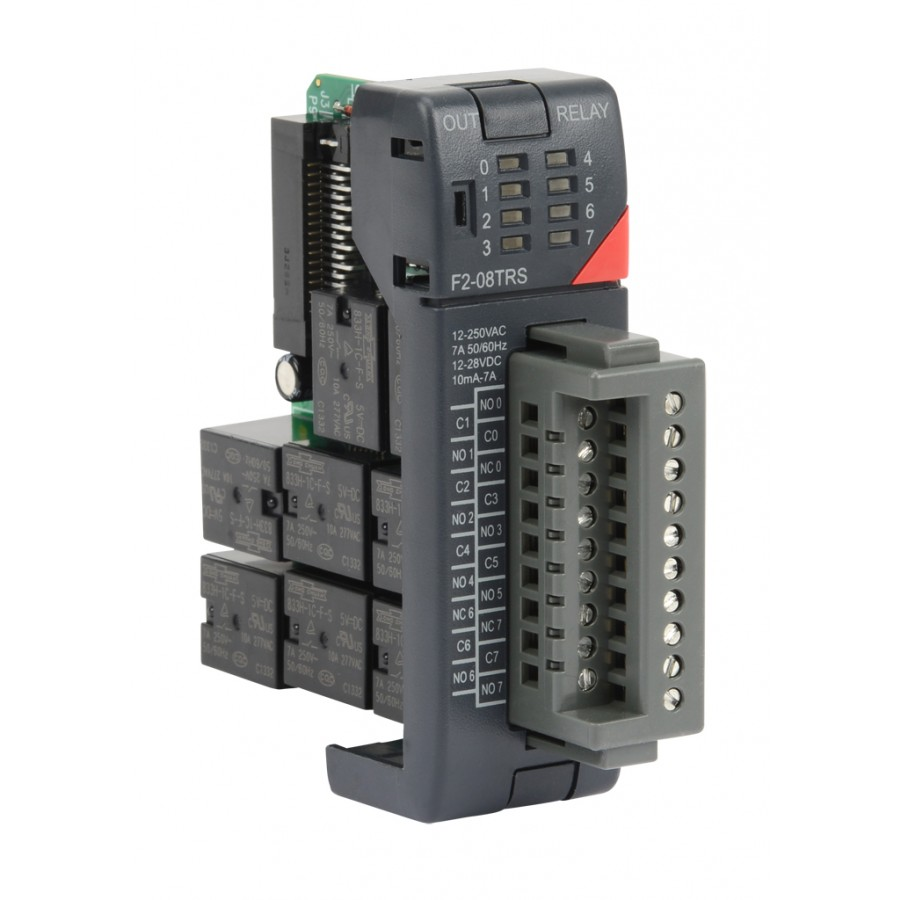 8 pt Isol Relay Output