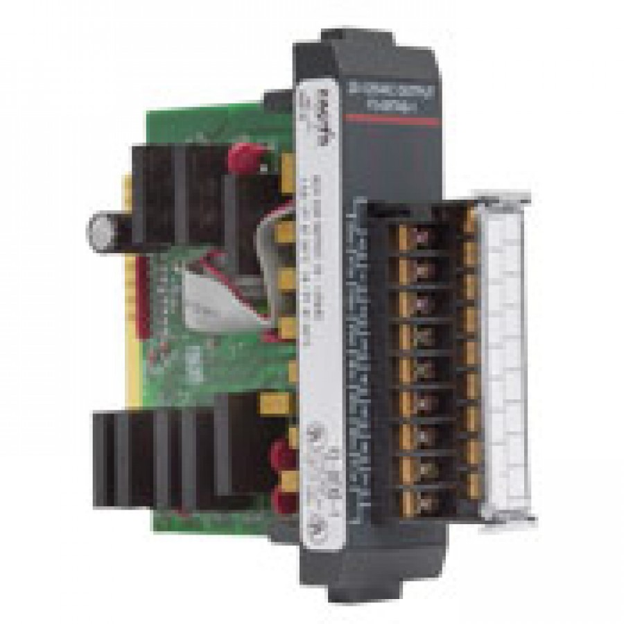 PRODUCT UNAVAILABLE - 8pt isolated 20-125 VAC output module
