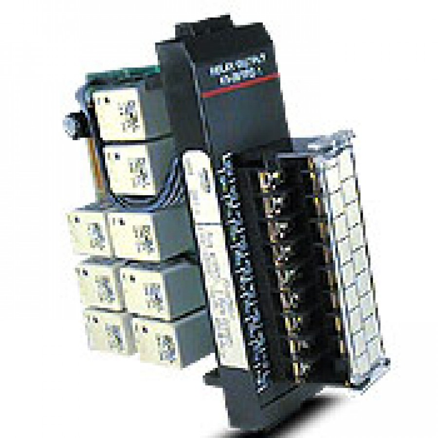 PRODUCT UNAVAILABLE - 8 pt Isol Relay 10A