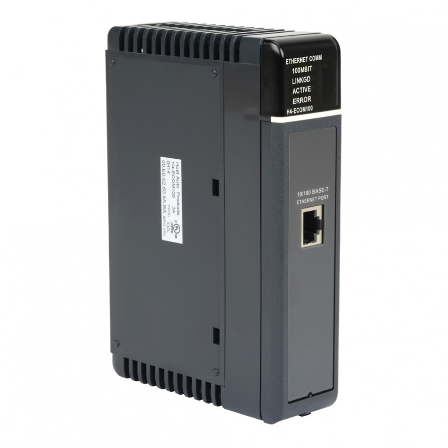 Ethernet Communications 10/100MB