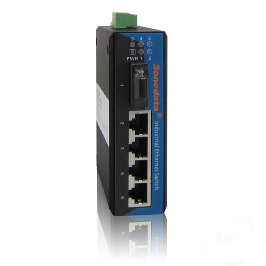 4 ports 10/100Baes-T(X)+1 port