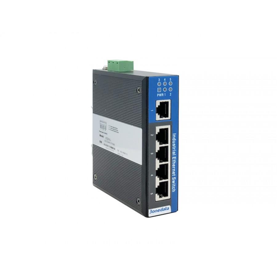 5 ports 10/100Base-T(X)
