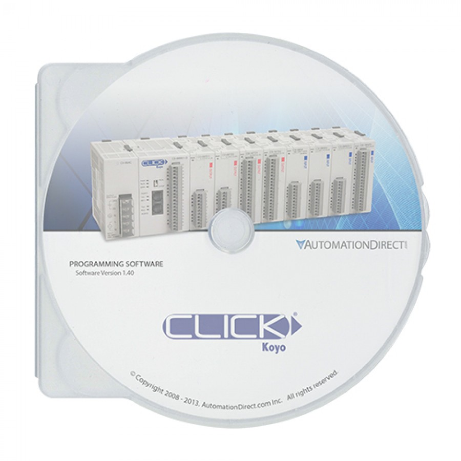 CLICK Programming Software - DIRECT SELLER OF AUTOMATION AND