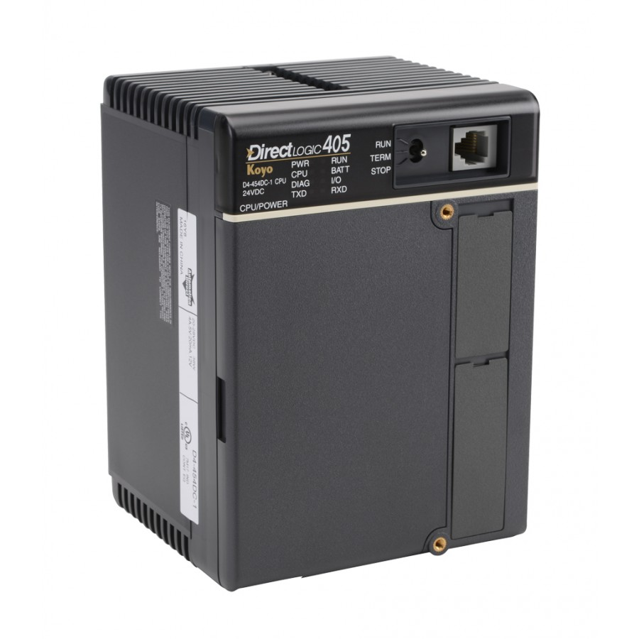 CPU 31.5K (PID) 24Vdc Requires DirectSOFT programming software v6.1 or later