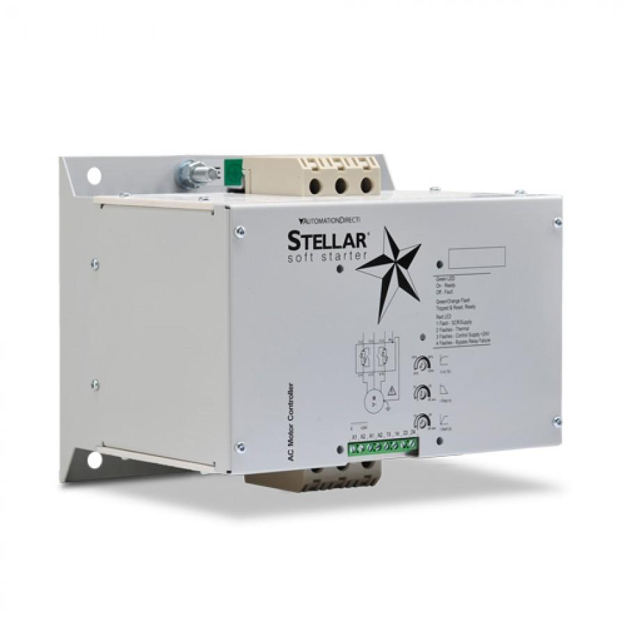 Soft starter,97A,208-230/460A