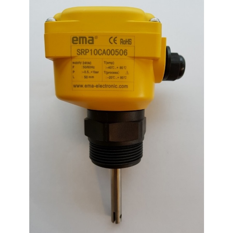 Rotating Paddle Level Switch - Slotted 24VAC