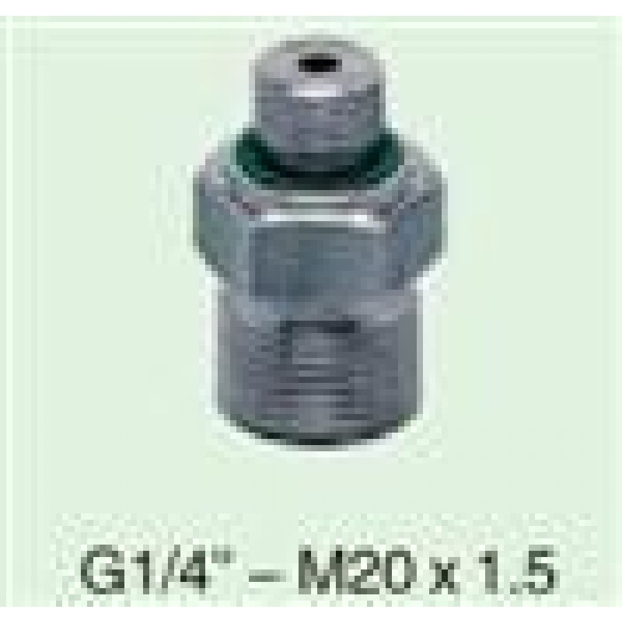 G1/4in to M20 x 1.5