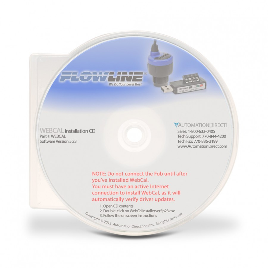 FlConfiguration software CD - DIRECT SELLER OF AUTOMATION