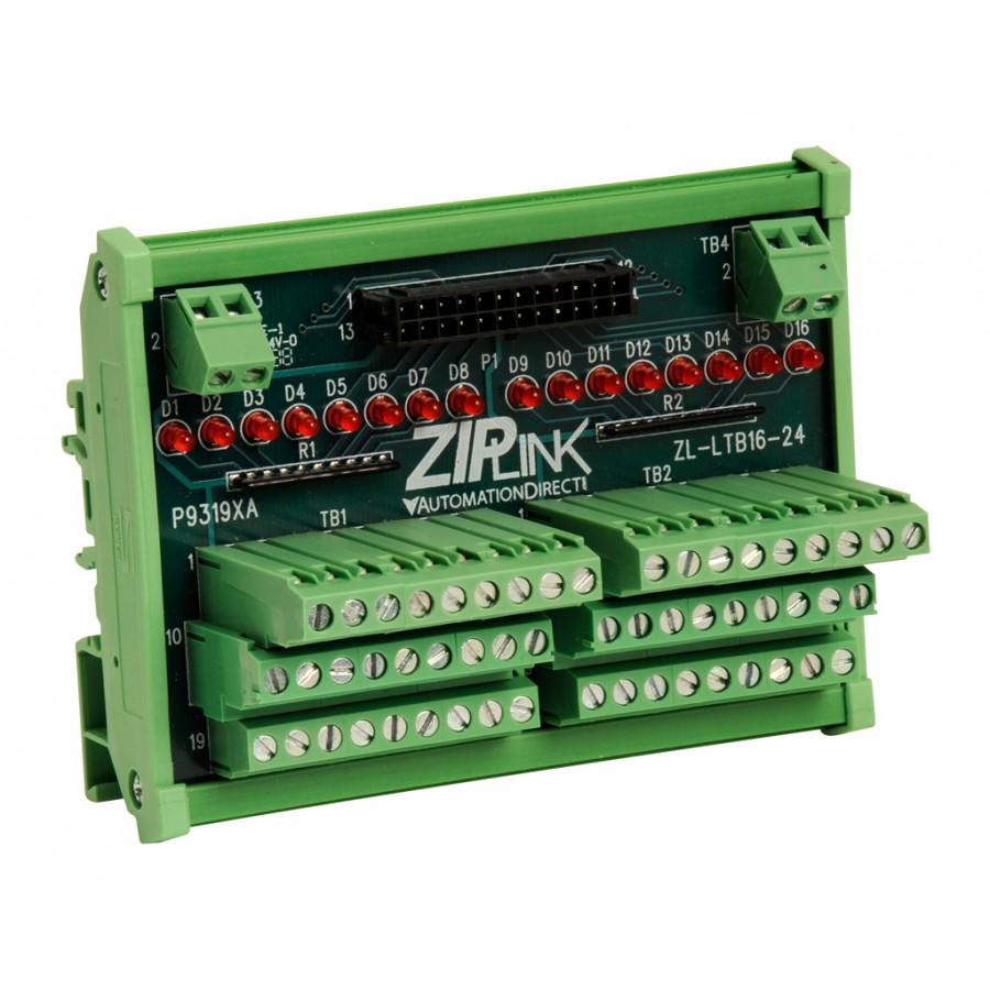 OBSOLETE - 16 point input module 24VDC