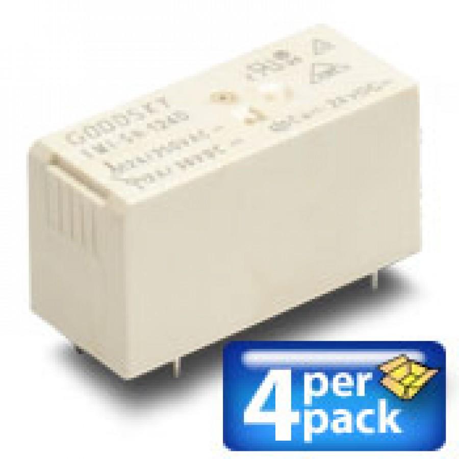 Replacement Releys 120VAC 4pak