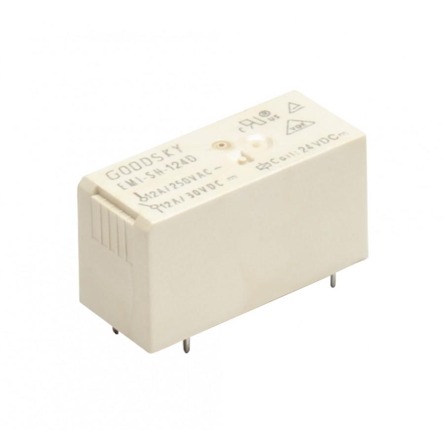 Replacement Relays 24VDC 4pak