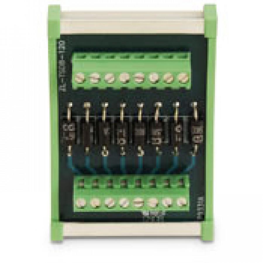 8channel vlt suppressor 120VAC
