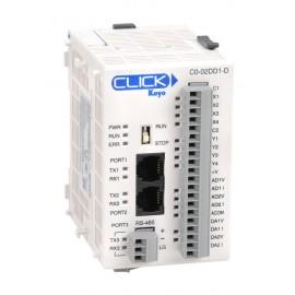 Click Serial Analog PLC