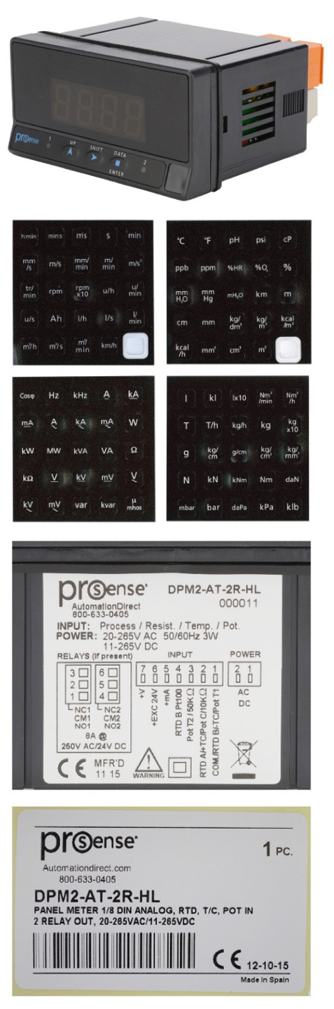 Prosense-Digital-Panel-Meter-Details