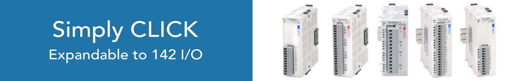 CLICK Discrete AC relay modules