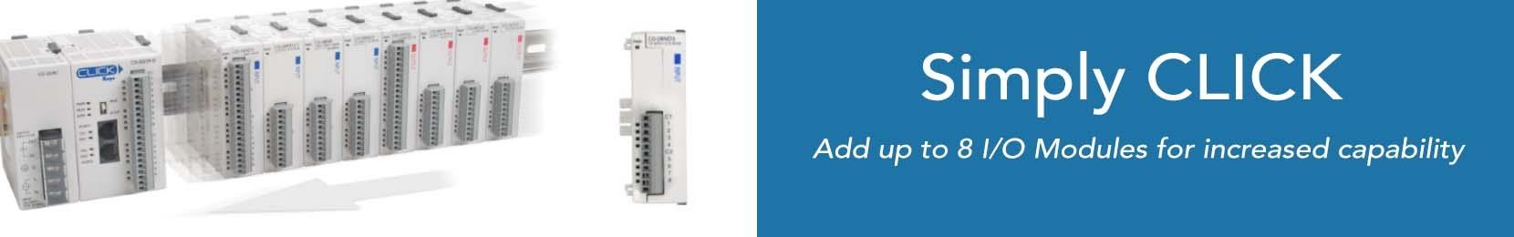 Discrete DC I/O Modules Banner