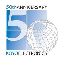 Koyo-50-years-badge